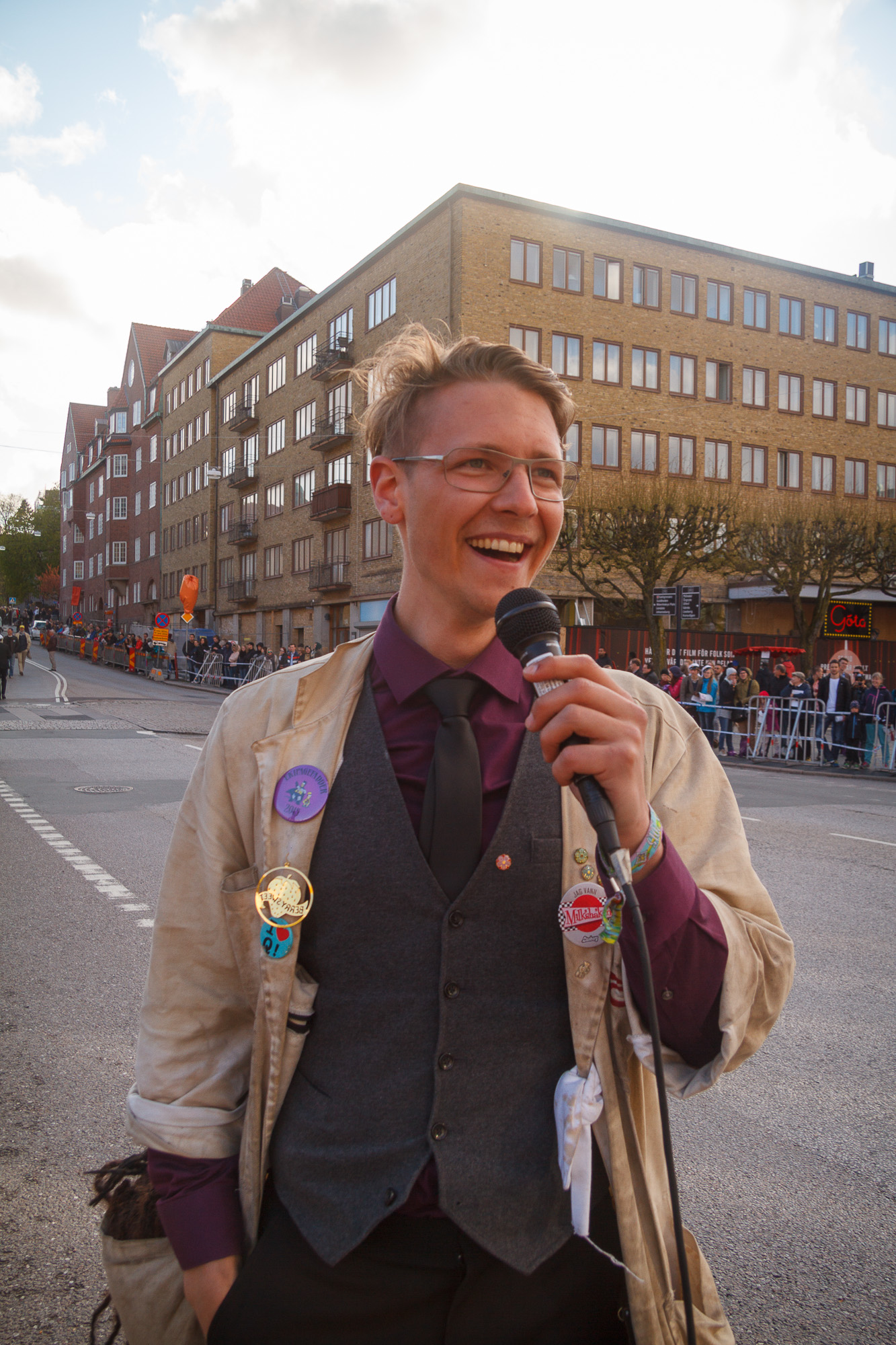 Cortègen 2015 - Victor Bergh Alvergren